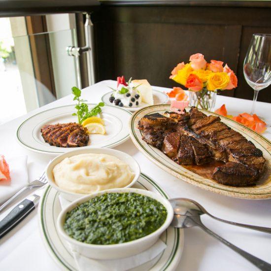 ウルフギャング・ステーキハウス | Wolfgang's Steakhouse 大人ウェディング ハワイ マウイ ニューヨーク 海外挙式 カマアオレ・ウェディング