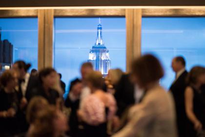 レインボールーム | Rainbow Room - NYC 大人ウェディング ハワイ マウイ ニューヨーク 海外挙式