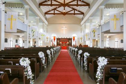 カワイアハオ教会 | Kawaiaha'o Church 大人ウェディング ハワイ マウイ ニューヨーク 海外挙式