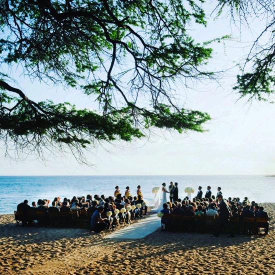 Four Seasons Resort Hualalai   大人ウェディング ハワイ マウイ ニューヨーク 海外挙式