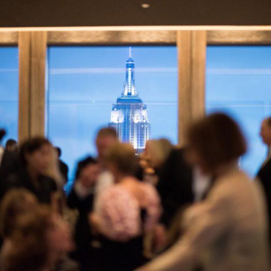 レインボールーム | Rainbow Room - NYC 大人ウェディング ハワイ マウイ ニューヨーク 海外挙式 カマアオレ・ウェディング