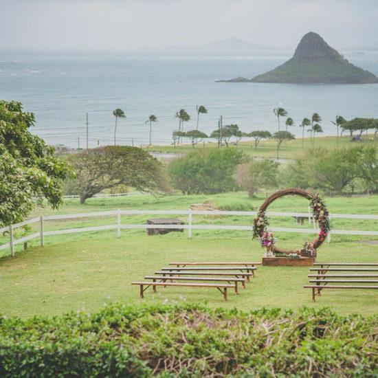 Kualoa Ranch | 大人ウエディング ハワイ挙式 カマアオレウエディング
